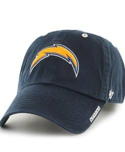 San Diego Chargers Ice Navy 47 Brand Adjustable Hat