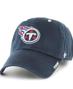 Tennessee Titans Ice Navy 47 Brand Adjustable Hat