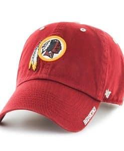 Washington Redskins Ice Razor Red 47 Brand Adjustable Hat
