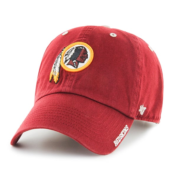 Washington Redskins Ice Razor Red 47 Brand Adjustable Hat