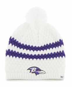 Baltimore Ravens Lil Shot Two Tone Captain Black 47 Brand YOUTH Hat