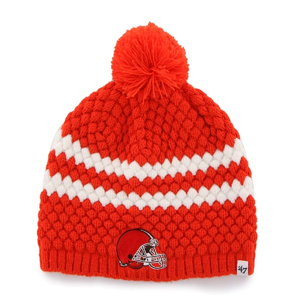 Cleveland Browns Kendall Beanie Thunder 47 Brand Womens Hat