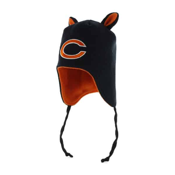 Chicago Bears Little Monster Navy 47 Brand INFANT Hat