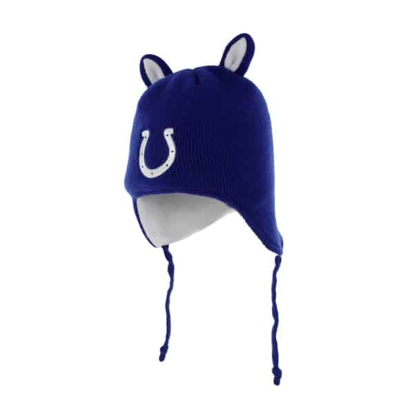 Indianapolis Colts Little Monster Royal 47 Brand TODDLER Hat