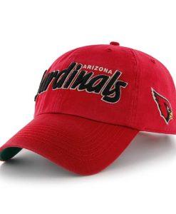Arizona Cardinals Modesto Dark Red 47 Brand Adjustable Hat