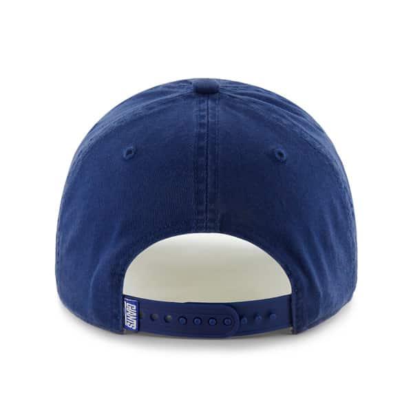 43e83dcbe New York Giants Modesto Royal 47 Brand Adjustable Hat - Detroit Game Gear