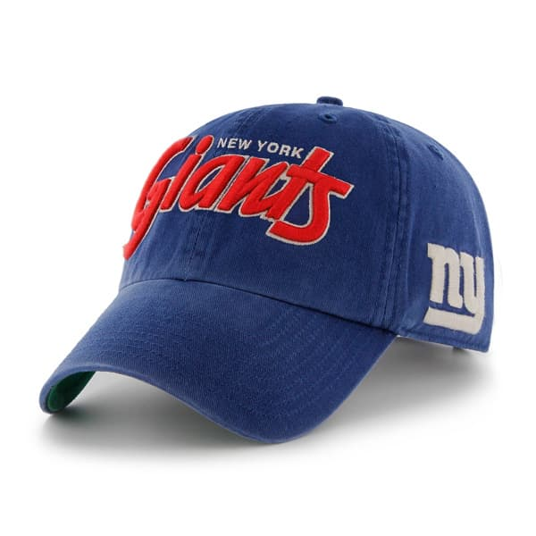 ecf6e7314 New York Giants Modesto Royal 47 Brand Adjustable Hat