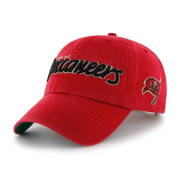 Tampa Bay Buccaneers Modesto Red 47 Brand Adjustable Hat
