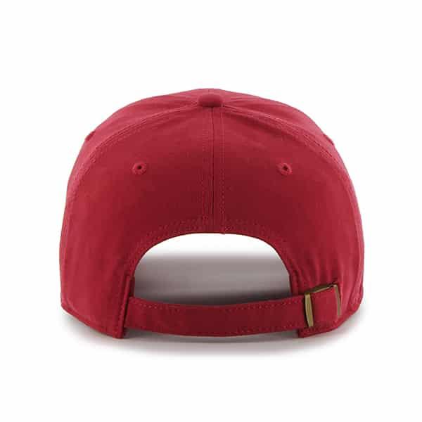 72c25ba3000d4 Arizona Cardinals Miata Clean Up Dark Red 47 Brand Womens Hat. Arizona ...