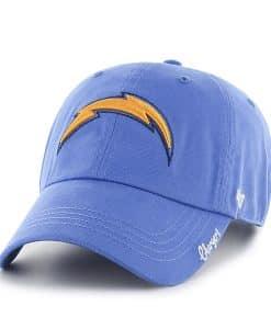 San Diego Chargers Miata Clean Up Blue Raz 47 Brand Womens Hat