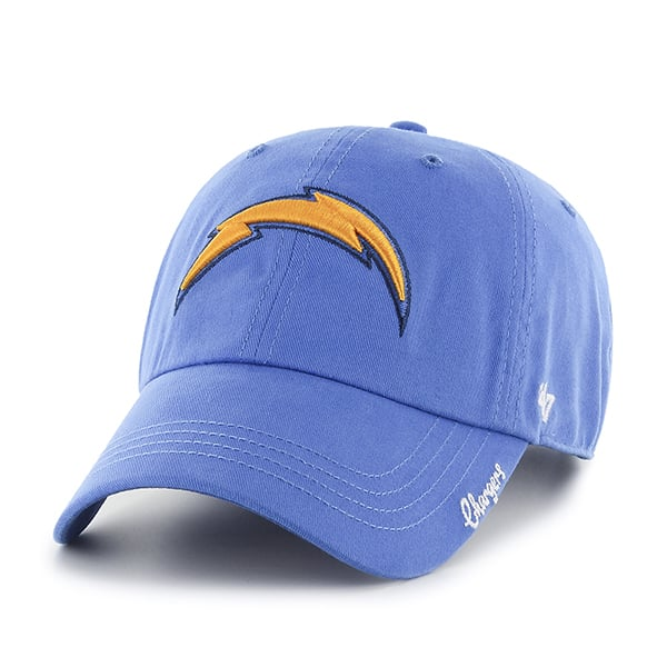 San Diego Chargers Miata Clean Up Blue Raz 47 Brand Womens Hat