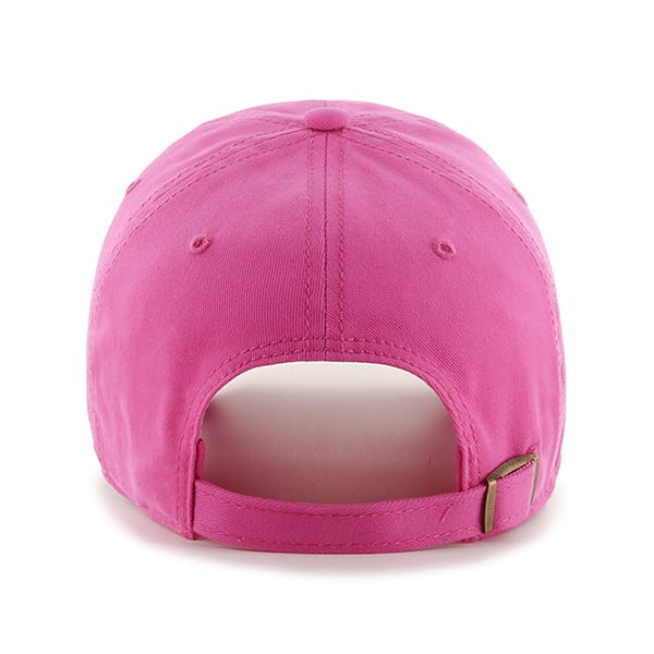 100% authentic ba52b 98aa4 San Francisco 49ers Women s 47 Brand Pink Clean Up Hat. San ...