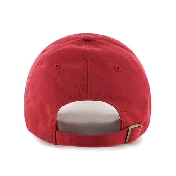 timeless design 50454 2fe7d San Francisco 49ers Miata Clean Up Red 47 Brand Womens Hat. San ...