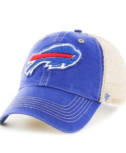 Buffalo Bills Montana Royal 47 Brand Adjustable Hat