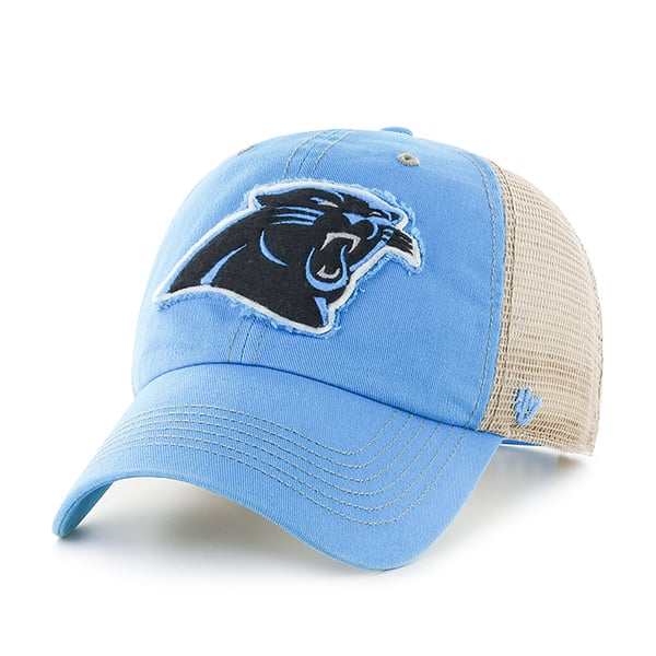 Carolina Panthers Montana Glacier Blue 47 Brand Adjustable Hat