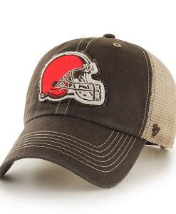 Cleveland Browns Montana Brown 47 Brand Adjustable Hat