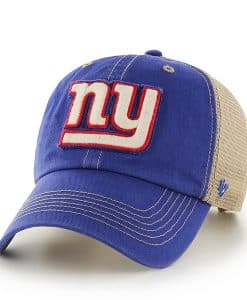New York Giants Montana Royal 47 Brand Adjustable Hat