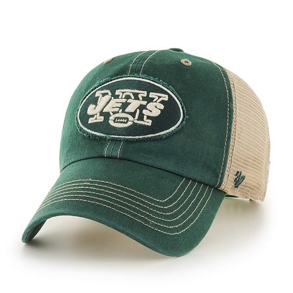 New York Jets Montana Dark Green 47 Brand Adjustable Hat