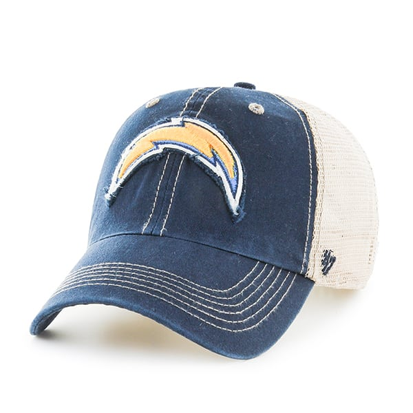 San Diego Chargers Montana Navy 47 Brand Adjustable Hat