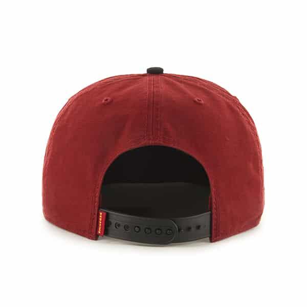 more photos f7bce d6e67 Washington Redskins Marvin Captain Rf Razor Red 47 Brand Adjustable Hat.  Washington ...