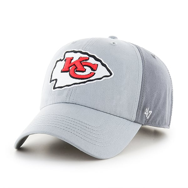 Kansas City Chiefs Northside Clean Up Storm 47 Brand Adjustable Hat
