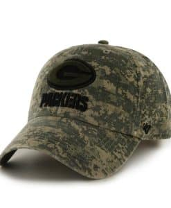 Green Bay Packers Officer Digital Camo 47 Brand Adjustable Hat