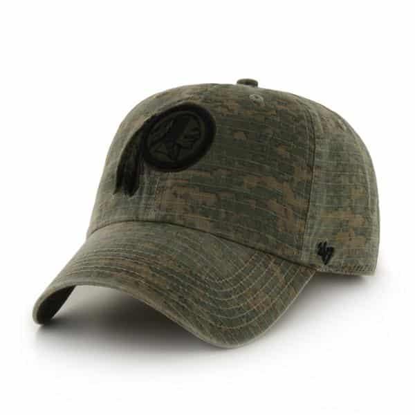 Washington Redskins Officer Digital Camo 47 Brand Adjustable Hat - Detroit  Game Gear 3d9ba86ccaf