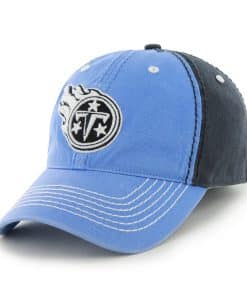 Tennessee Titans Phase Navy 47 Brand Stretch Fit Hat
