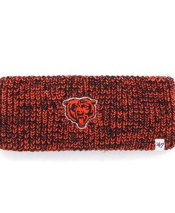 Chicago Bears Prima Headband Navy 47 Brand Womens
