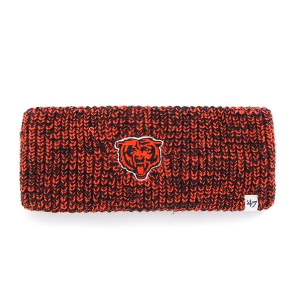 Chicago Bears Prima Headband Navy 47 Brand Womens