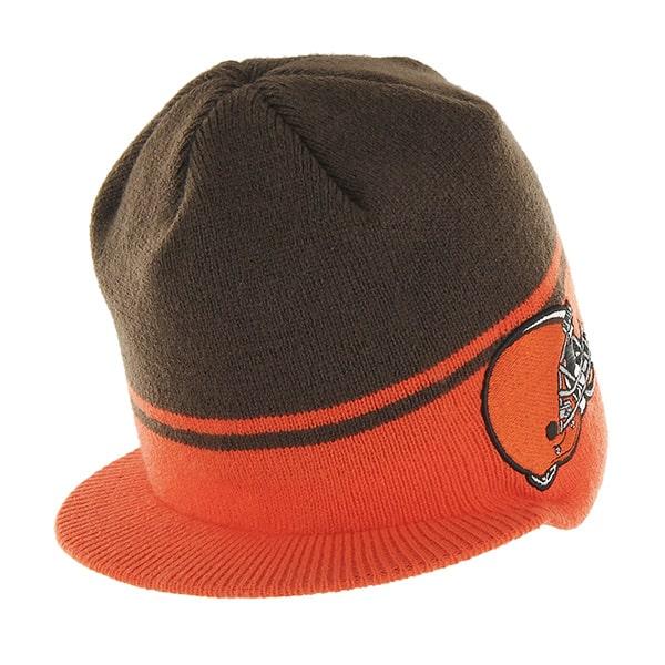 Cleveland Browns Powerback Brown 47 Brand Adjustable Hat