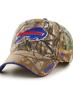 Buffalo Bills Realtree Frost Realtree 47 Brand Adjustable Hat