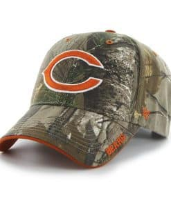 Chicago Bears Realtree Frost Camo 47 Brand Adjustable Hat