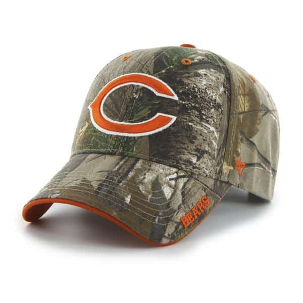 Chicago Bears Realtree Frost Realtree 47 Brand Adjustable Hat