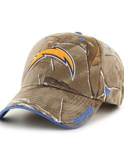 San Diego Chargers Realtree Frost Realtree 47 Brand Adjustable Hat