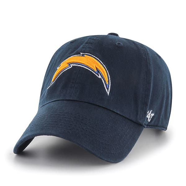 San Diego Chargers Clean Up Navy 47 Brand Adjustable Hat