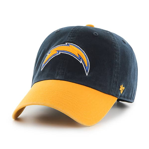 San Diego Chargers Clean Up Two-Tone Navy 47 Brand Adjustable Hat