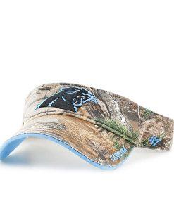 Carolina Panthers Realtree Ice Visor Realtree 47 Brand Adjustable Hat