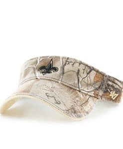 New Orleans Saints Realtree Ice Visor Realtree 47 Brand Adjustable Hat