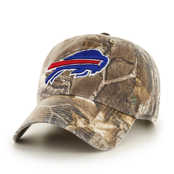 Buffalo Bills Realtree Clean Up Realtree 47 Brand Adjustable Hat