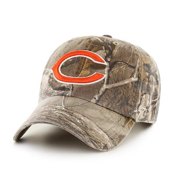 Chicago Bears Realtree Clean Up Realtree 47 Brand Adjustable Hat