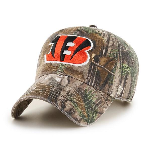 Cincinnati Bengals Realtree Clean Up Realtree 47 Brand Adjustable Hat