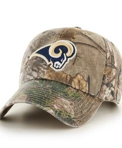 Los Angeles Rams Realtree Clean Up Realtree 47 Brand Adjustable Hat