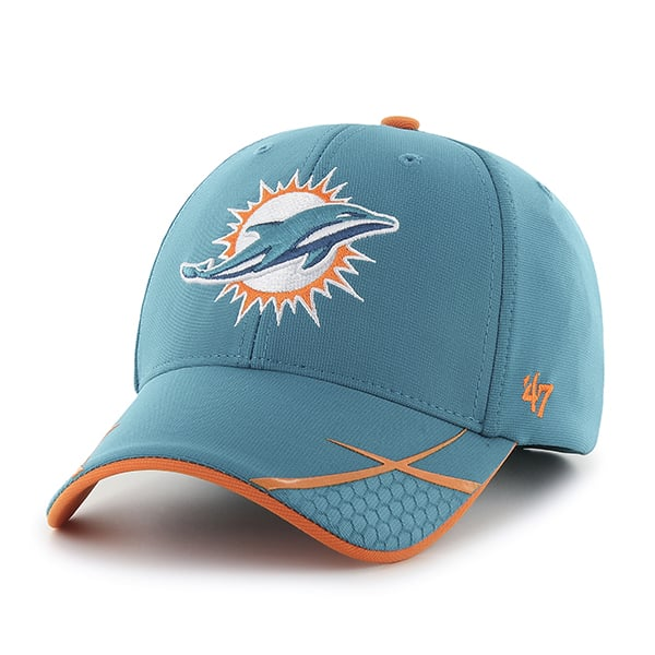 Miami Dolphins Sensei MVP Neptune 47 Brand Adjustable Hat