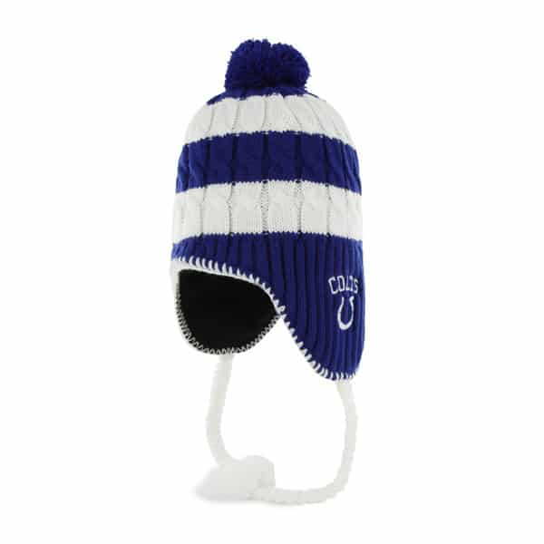 Indianapolis Colts Sherpette Royal 47 Brand Womens Hat