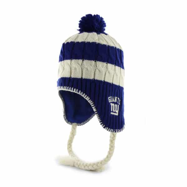 New York Giants Sherpette Royal 47 Brand Womens Hat