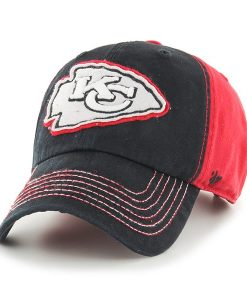 Kansas City Chiefs Slot Back Clean Up Red 47 Brand Adjustable Hat