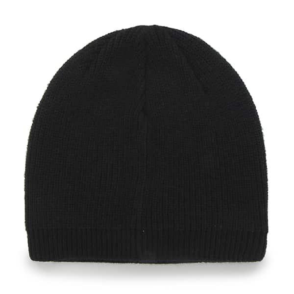 Oakland Raiders Sparkle Beanie Black 47 Brand Womens Hat - Detroit ... b136060ebecf