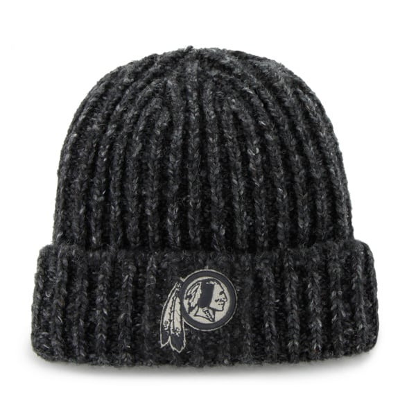 Washington Redskins Westend Knit Dark Charcoal 47 Brand Adjustable Hat