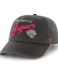 Jacksonville Jaguars Audry Charcoal 47 Brand Womens Hat